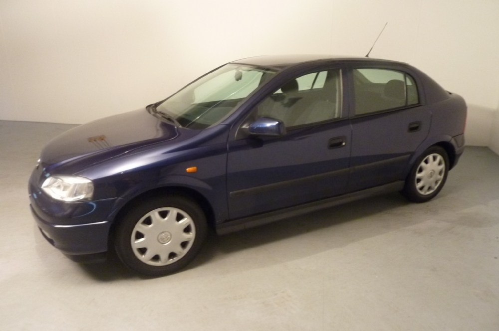 Opel - astra club