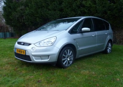 Ford S-max 7 persoons 2.5