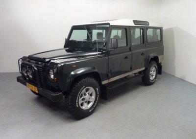 Land Rover – Defender td5