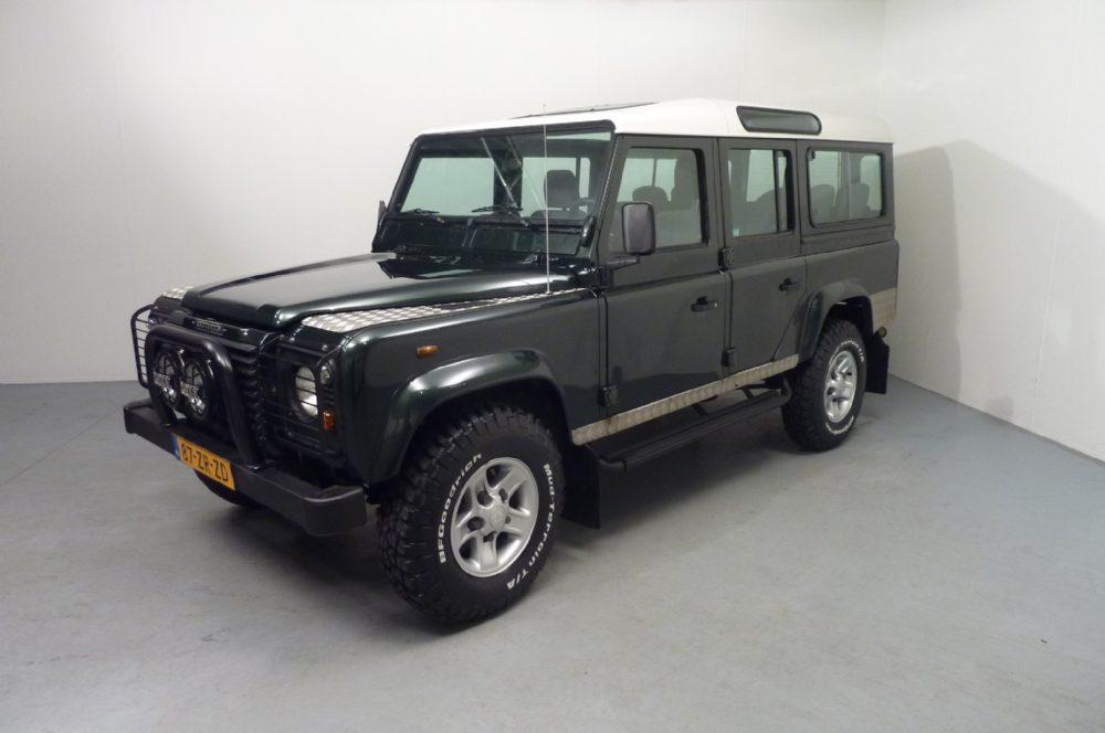 Land Rover - defender td5