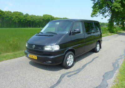 Volkswagen – Caravelle transporter 2.5 102 pk