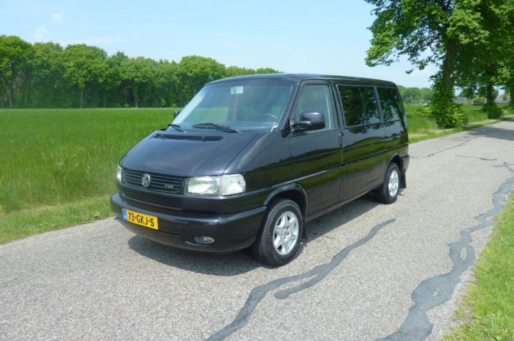 Volkswagen - Caravelle transporter 2.5 102 pk