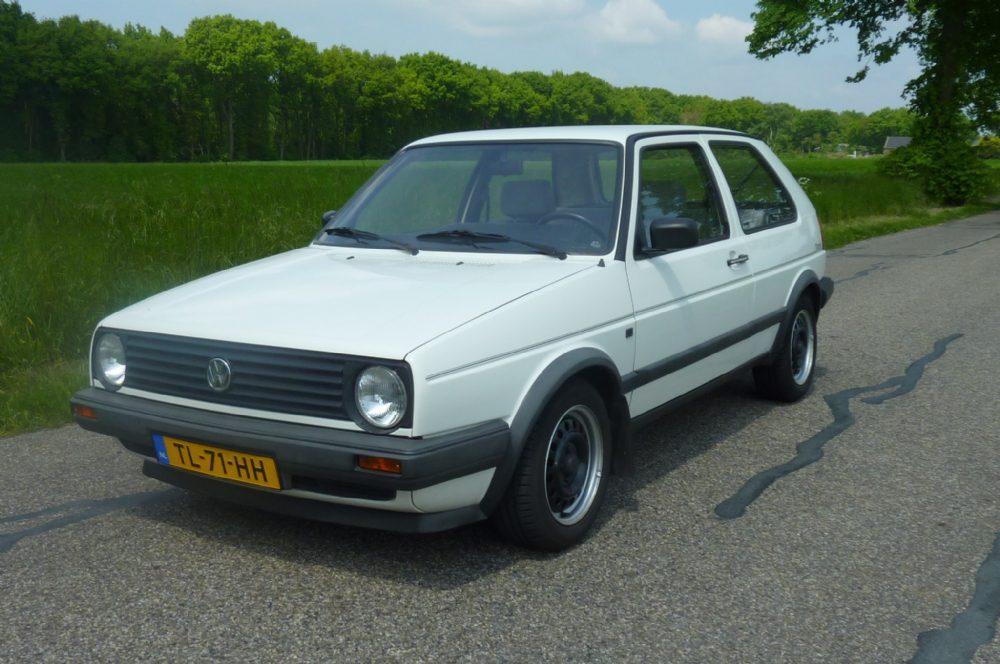 Volkswagen - golf 2 40 kw k6