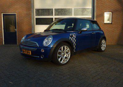 Mini – Mini Mini 1.6 16V Cooper 2006 Blauw