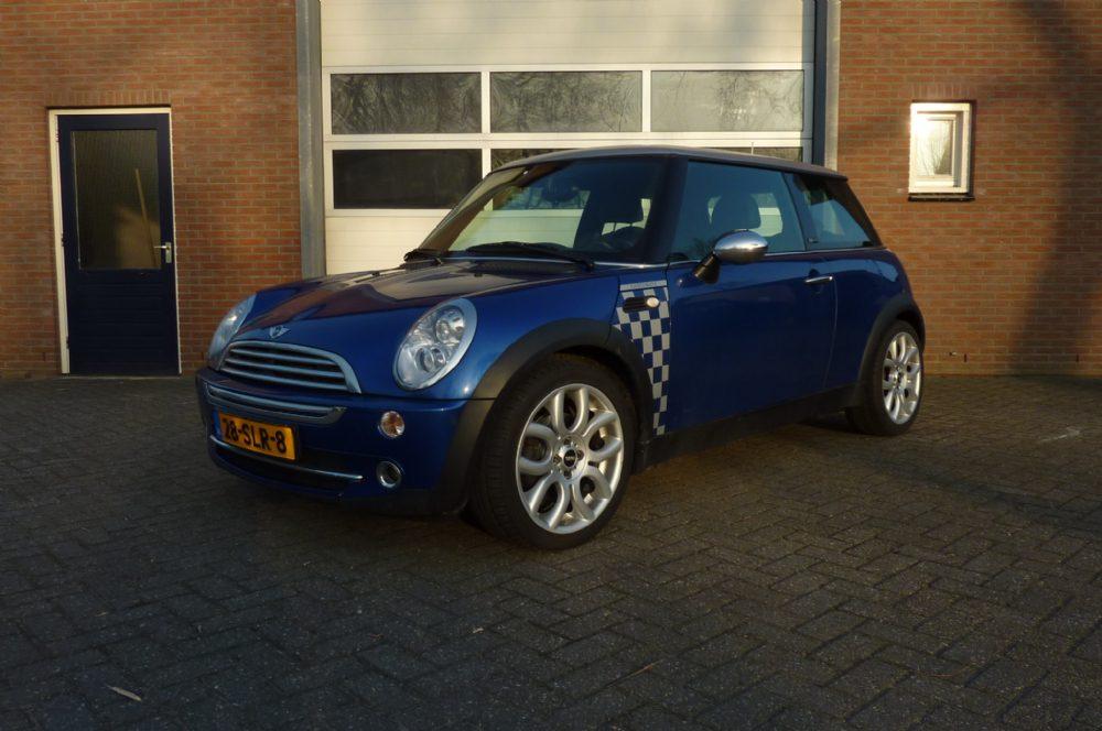 Mini - Mini Mini 1.6 16V Cooper 2006 Blauw