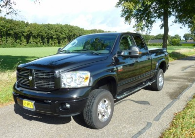 Dodge – Dodge ram pick-up 2500 diesel