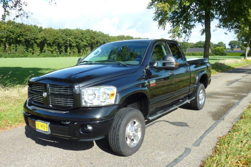 Dodge - dodge ram pick-up 2500 diesel