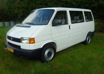 Volkswagen – transporter combi 9 persoons