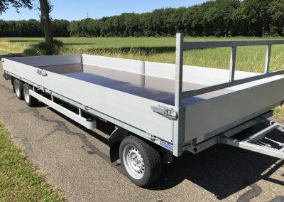 Schamel aanhangwagen Titan Jeltsum 3500 kg