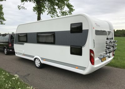 Hobby 560 KMFE Deluxe Edition